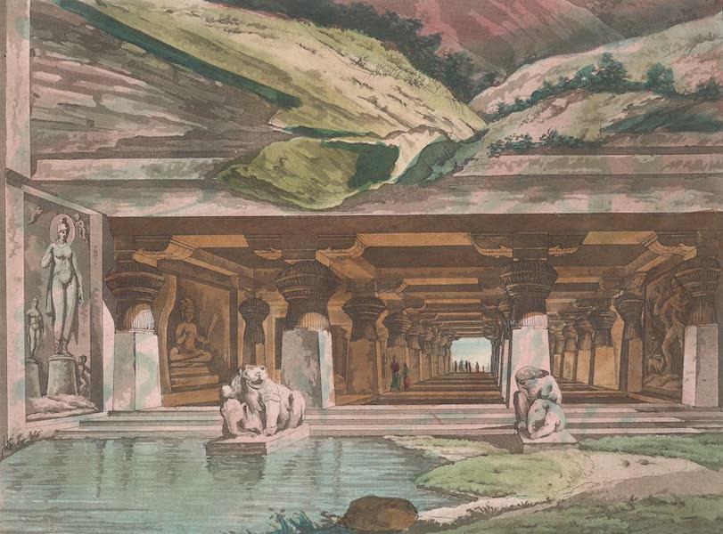 Le Costume Ancien et Moderne [Asie] Vol. 2 - Exhaussement du Dumar Leyna (1817)
