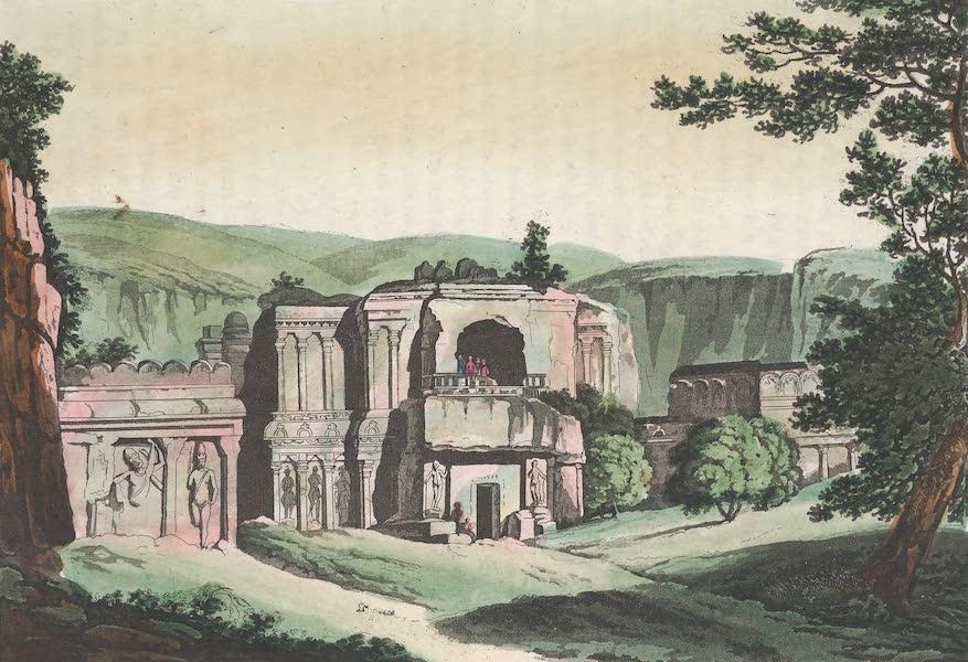 Le Costume Ancien et Moderne [Asie] Vol. 2 - L'entree du Kailassa (1817)