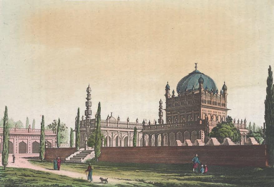 Le Costume Ancien et Moderne [Asie] Vol. 2 - Tombeau d'Hayder-Aly-Khan (1817)
