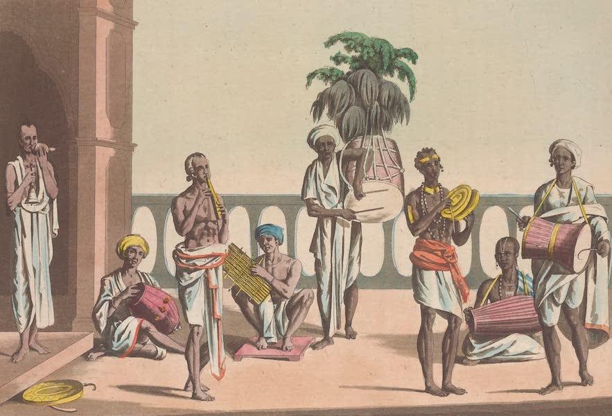 Le Costume Ancien et Moderne [Asie] Vol. 2 - Peintre, Chanteur etc (1817)