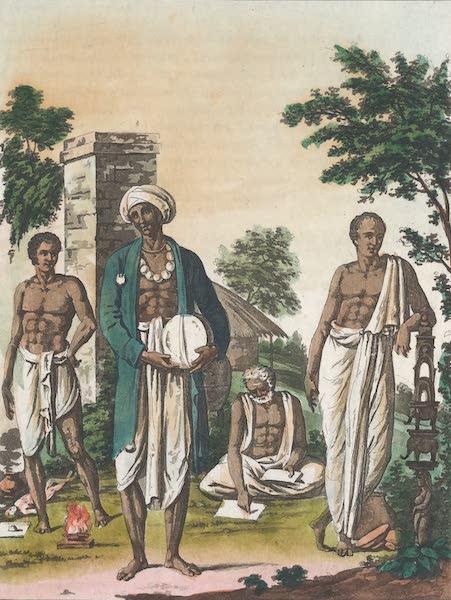 Le Costume Ancien et Moderne [Asie] Vol. 2 - Instrunmens de musique (1817)