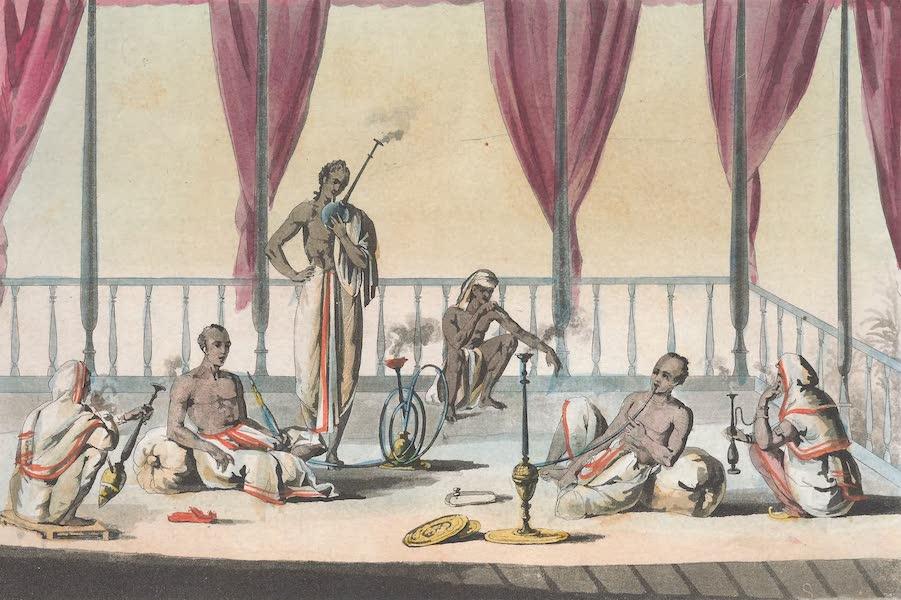 Le Costume Ancien et Moderne [Asie] Vol. 2 - Houches ou pipes diverses (1817)