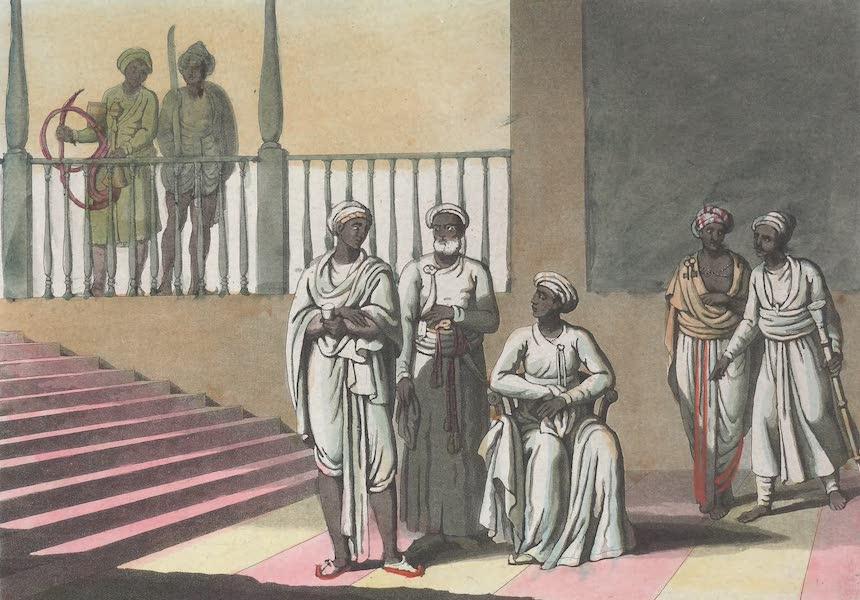 Le Costume Ancien et Moderne [Asie] Vol. 2 - Indienne en grande parure (1817)