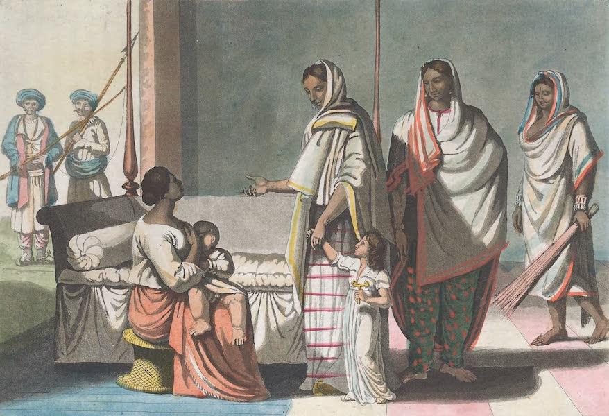 Le Costume Ancien et Moderne [Asie] Vol. 2 - Habillement des hommes de service (1817)