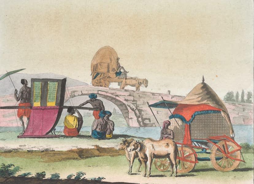 Le Costume Ancien et Moderne [Asie] Vol. 2 - Habillement des femmes de service (1817)