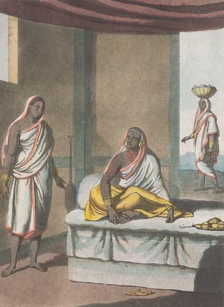 Le Costume Ancien et Moderne [Asie] Vol. 2 - Divers individus appartenans aux nations les plus connues dans l'Indostan (1817)