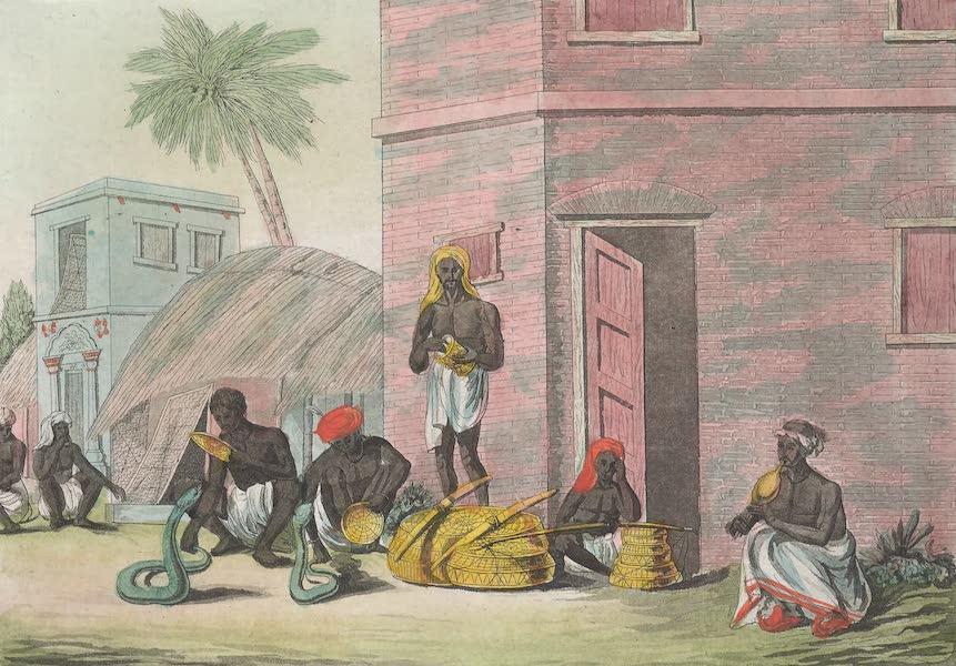 Le Costume Ancien et Moderne [Asie] Vol. 2 - Divertissement des serpens (1817)