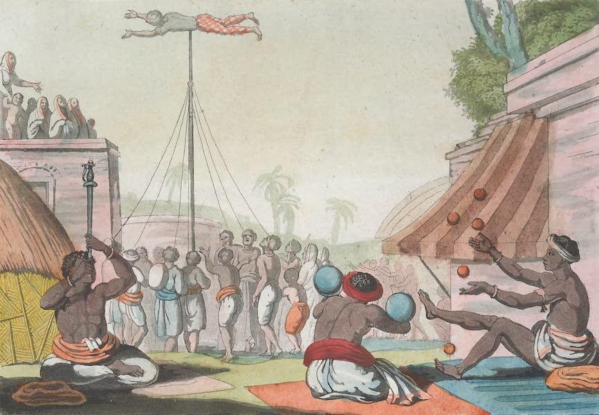Le Costume Ancien et Moderne [Asie] Vol. 2 - Jeux Indiens (1817)