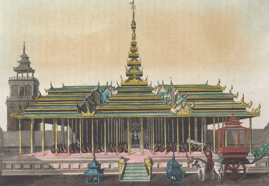 Le Costume Ancien et Moderne [Asie] Vol. 2 - Salle d'audience (1817)