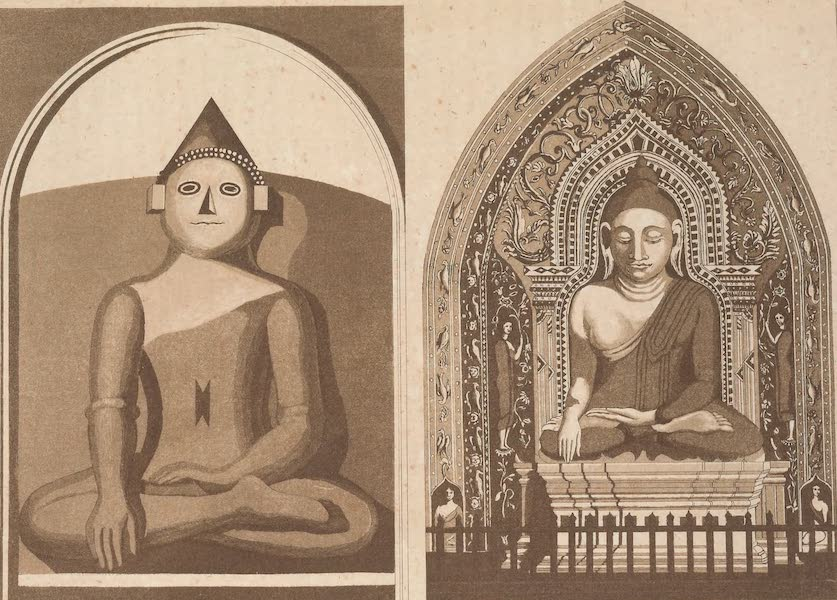 Le Costume Ancien et Moderne [Asie] Vol. 2 - Bouddha, Gaudma (1817)