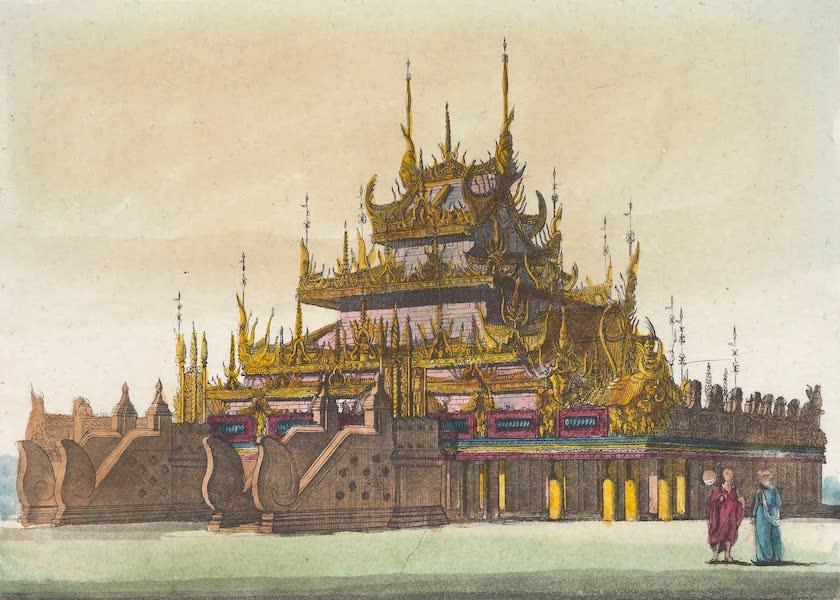Le Costume Ancien et Moderne [Asie] Vol. 2 - Kioum ou Monastere (1817)