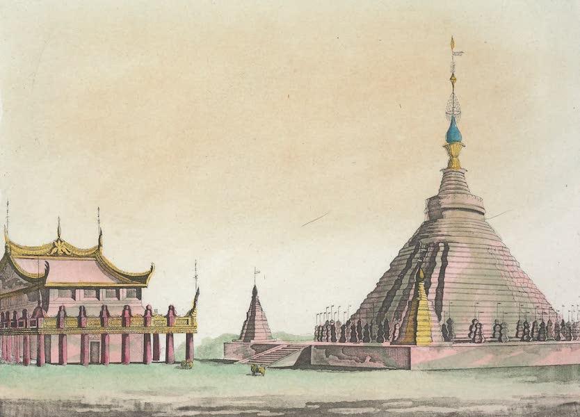 Le Costume Ancien et Moderne [Asie] Vol. 2 - Scioe-Madou, Temple a Pegu (1817)