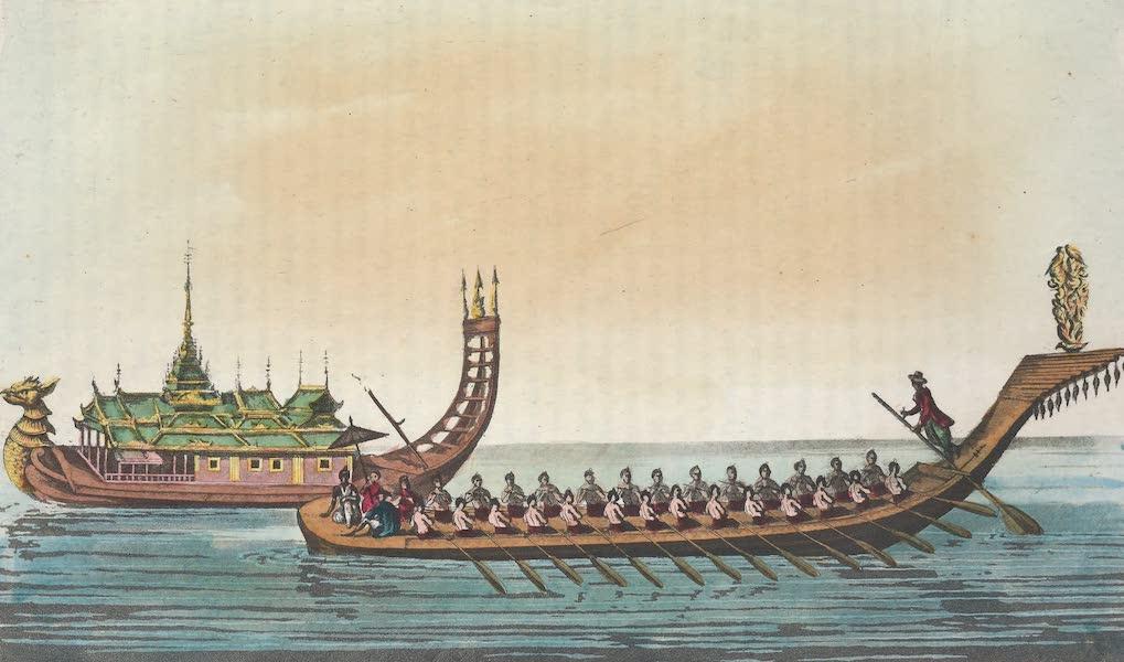 Le Costume Ancien et Moderne [Asie] Vol. 2 - Architecture navale (1817)