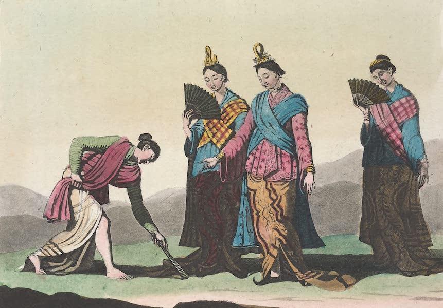 Le Costume Ancien et Moderne [Asie] Vol. 2 - Habillement des femmes (1817)