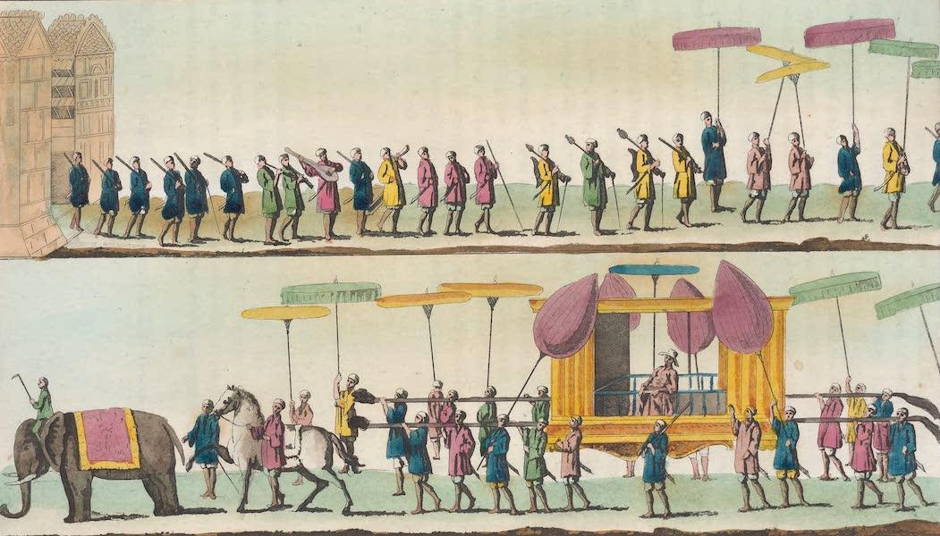 Le Costume Ancien et Moderne [Asie] Vol. 2 - Mandarin de Turon (1817)