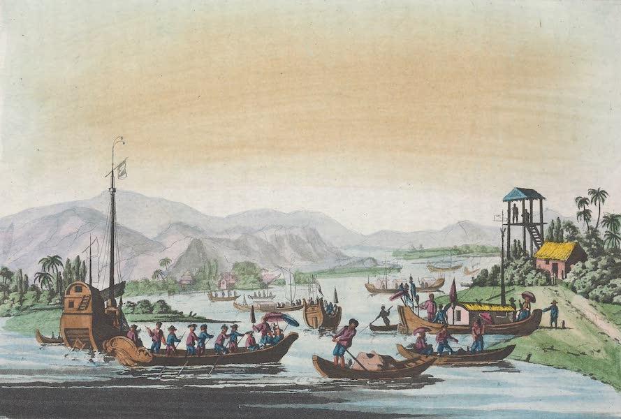 Le Costume Ancien et Moderne [Asie] Vol. 2 - Navire de la Cochinchine (1817)
