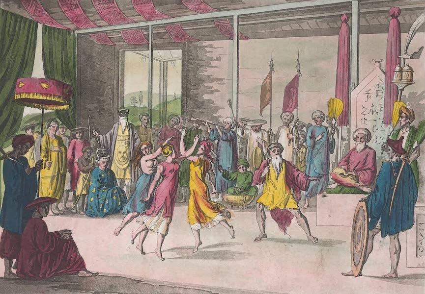 Le Costume Ancien et Moderne [Asie] Vol. 2 - Representation dramatique (1817)