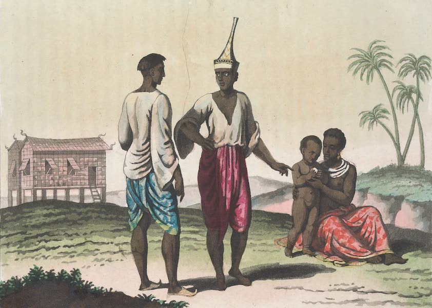 Le Costume Ancien et Moderne [Asie] Vol. 2 - Mandarins (1817)