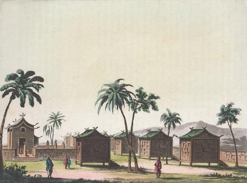 Le Costume Ancien et Moderne [Asie] Vol. 2 - Couvens de Talapoins (1817)