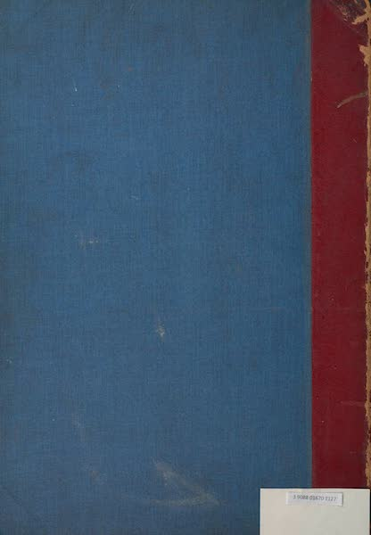 Le Costume Ancien et Moderne [Asie] Vol. 2 - Back Cover (1817)