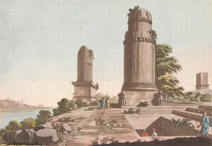Le Costume Ancien et Moderne [Asie] Vol. 3 - Monumens sepulcraux des Pheniciens (1817)