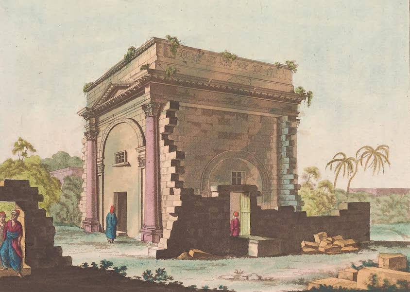 Le Costume Ancien et Moderne [Asie] Vol. 3 - Arc de Laodicee (1817)