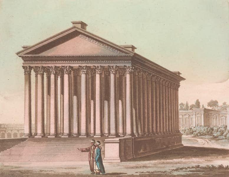 Le Costume Ancien et Moderne [Asie] Vol. 3 - Elevation de ce temple (1817)