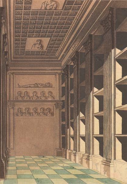 Le Costume Ancien et Moderne [Asie] Vol. 3 - Sepulcres de Palmyre (1817)