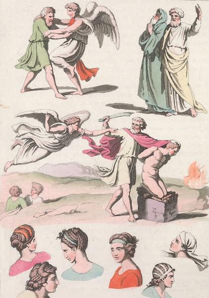 Le Costume Ancien et Moderne [Asie] Vol. 3 - Habillement des Patriarches (1817)