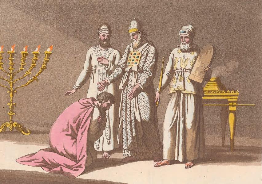 Le Costume Ancien et Moderne [Asie] Vol. 3 - Habillement des Rois (1817)