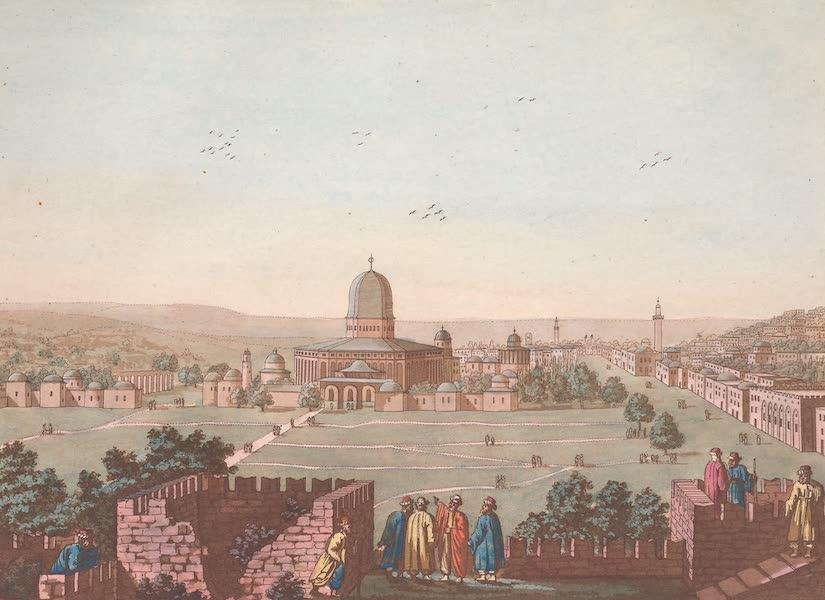 Le Costume Ancien et Moderne [Asie] Vol. 3 - Mosquee appelee temple de Salomon (1817)