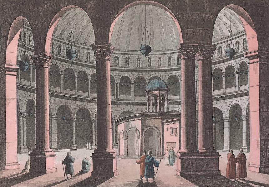 Le Costume Ancien et Moderne [Asie] Vol. 3 - L'Eglise du Saint Sepulcre (1817)
