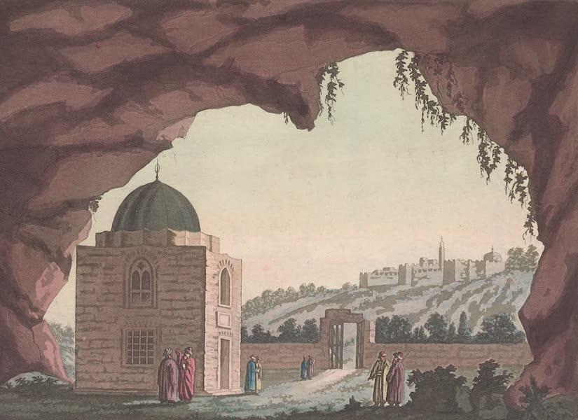 Le Costume Ancien et Moderne [Asie] Vol. 3 - Mausolee des Machabees (1817)