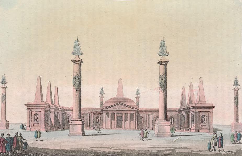 Le Costume Ancien et Moderne [Asie] Vol. 3 - Tombeau de Jeremie (1817)