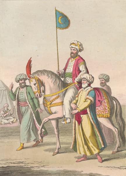 Le Costume Ancien et Moderne [Asie] Vol. 3 - Costume des Emirs (1817)