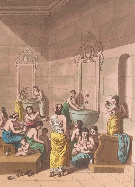 Le Costume Ancien et Moderne [Asie] Vol. 3 - Bains publics (1817)