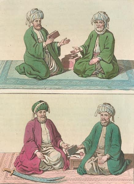 Le Costume Ancien et Moderne [Asie] Vol. 3 - Califes (1817)