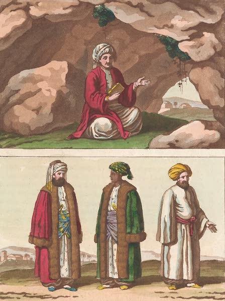 Le Costume Ancien et Moderne [Asie] Vol. 3 - Iman etc (1817)