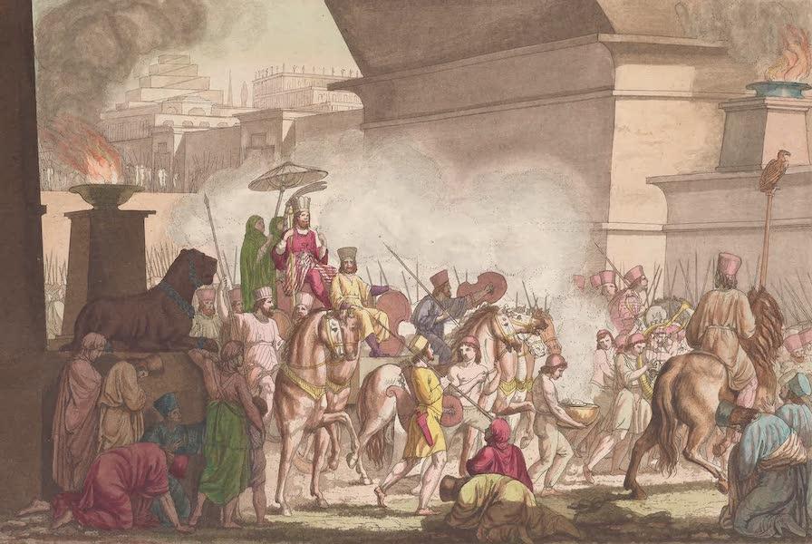 Le Costume Ancien et Moderne [Asie] Vol. 3 - Chameau sacre (1817)