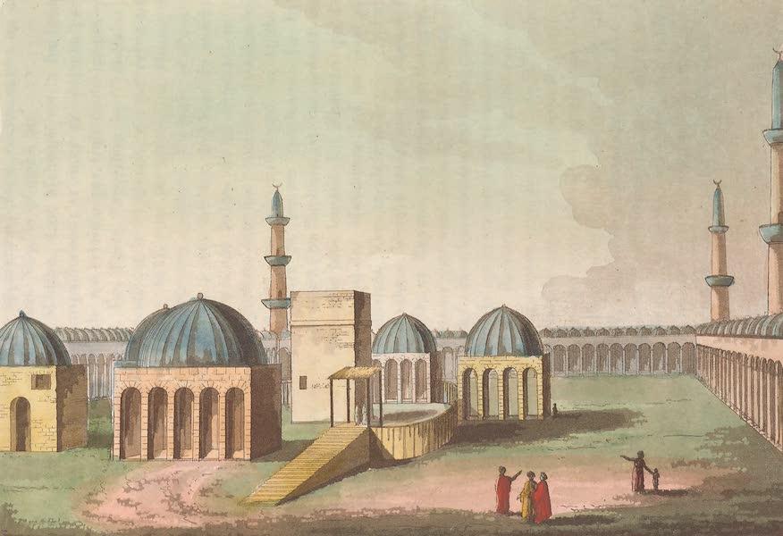 Le Costume Ancien et Moderne [Asie] Vol. 3 - Temple de la Mecque (1817)
