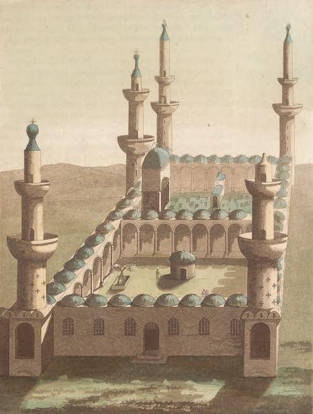 Le Costume Ancien et Moderne [Asie] Vol. 3 - Tombeau de Mahomet a Medine (1817)