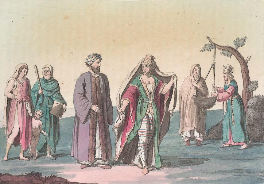Le Costume Ancien et Moderne [Asie] Vol. 3 - Habillement et ornemens (1817)