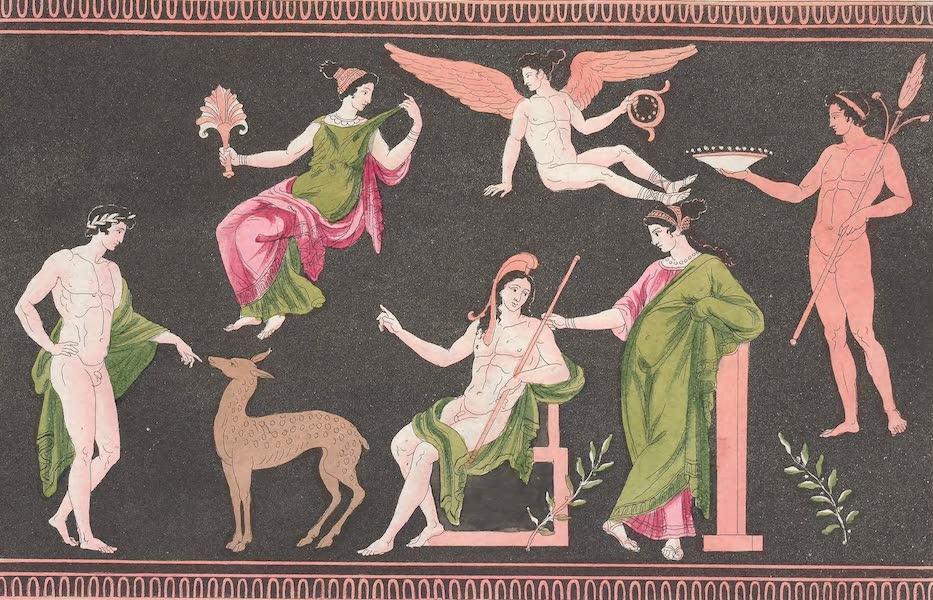 Le Costume Ancien et Moderne [Asie] Vol. 3 - Le noces de Telephe avec Hyera (1817)
