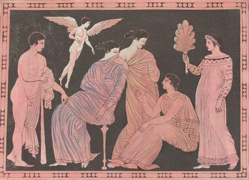Le Costume Ancien et Moderne [Asie] Vol. 3 - Hercule vendu a Onphale (1817)