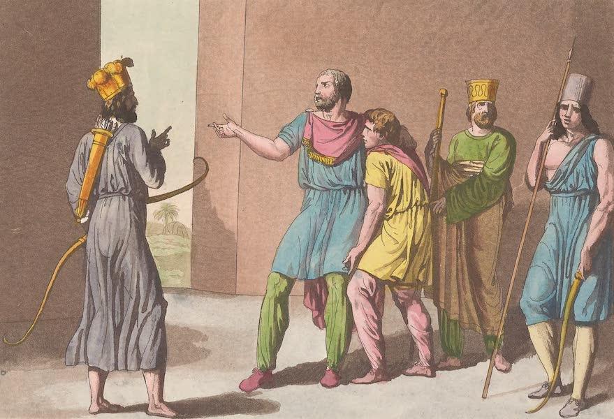 Le Costume Ancien et Moderne [Asie] Vol. 3 - Pompe solennelle de Cyrus a Babylone (1817)