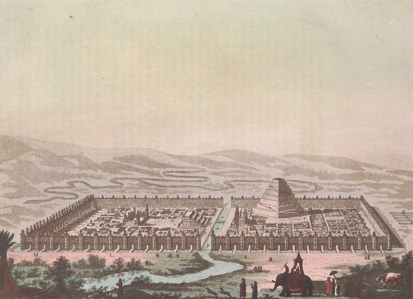 Le Costume Ancien et Moderne [Asie] Vol. 3 - Ville de Babylone (1817)