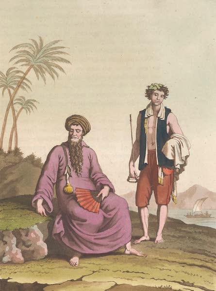 Le Costume Ancien et Moderne [Asie] Vol. 3 - Armenians, etc (1817)