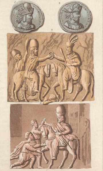 Le Costume Ancien et Moderne [Asie] Vol. 3 - Costume des Rois Sassanides (1817)