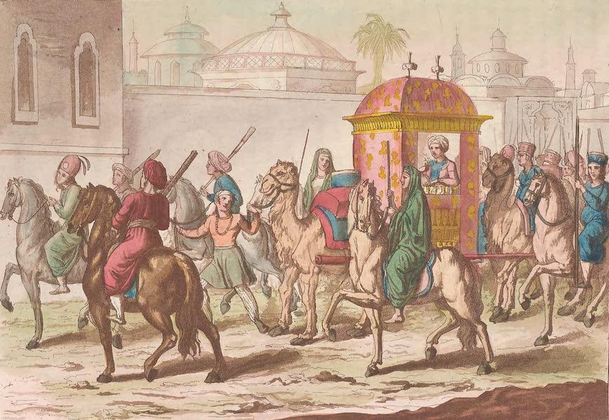 Le Costume Ancien et Moderne [Asie] Vol. 3 - Le Curue (1817)