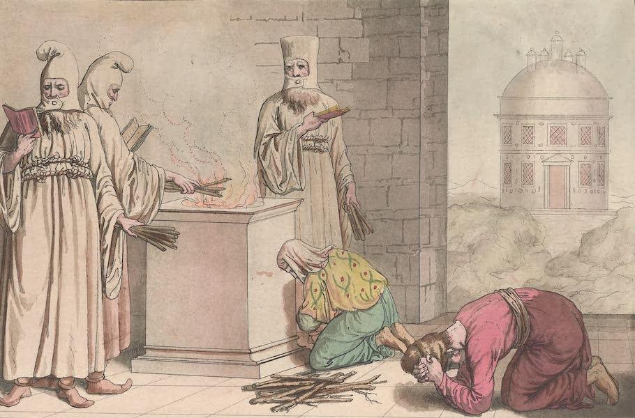 Le Costume Ancien et Moderne [Asie] Vol. 3 - Piree et Pretres Persans (1817)